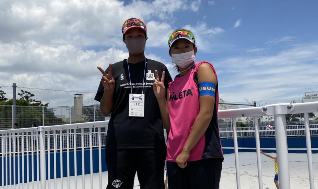 第32回全日本ビーチバレー女子選手権大会東京都予選会